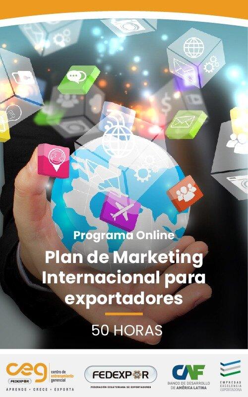 Plan de Marketing Internacional para Exportadores